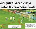 Cum a ratat Brazilia Semifinala
